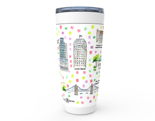 Load image into Gallery viewer, Evelyn Henson Cincinnati, OH Map Tumbler - Newtown Shirt Company
