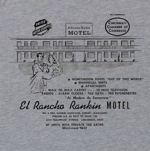 El Rancho Rankin, Shirt, - Newtown Shirt Company