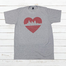 Load image into Gallery viewer, Heart of Cincy, Shirt, - Newtown Shirt Company