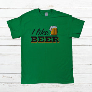 I Like Beer - Newtown Shirt Company