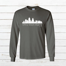 Load image into Gallery viewer, Cincy Stops Stigma - Long Sleeve, Shirt, - Newtown Shirt Company