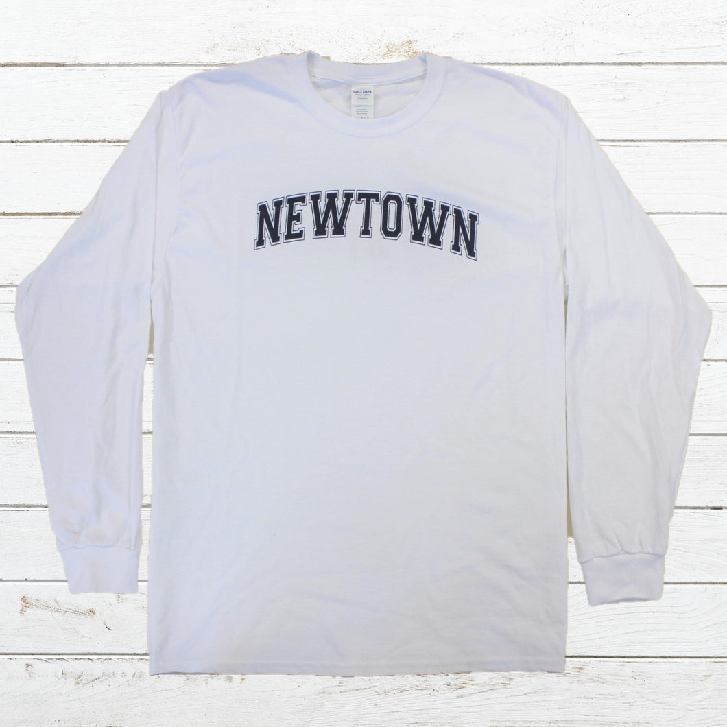 Newtown Long Sleeve, Shirt, - Newtown Shirt Company