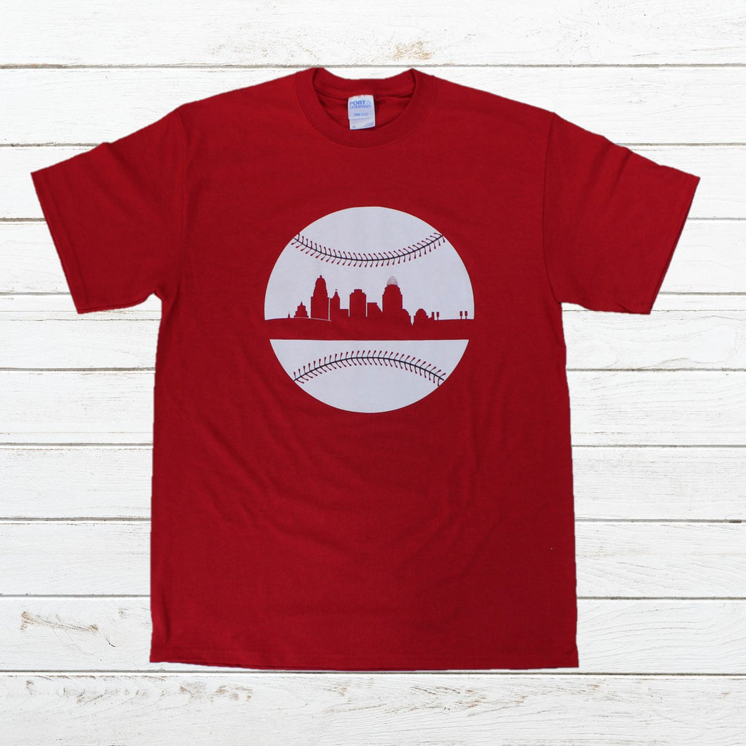 Cincy Baseball, Shirt, - Newtown Shirt Company