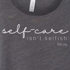 Self Care - Women's Tank, Shirt, - Newtown Shirt Company