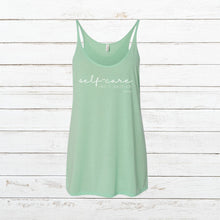 Load image into Gallery viewer, Self Care - Women's Tank, Shirt, - Newtown Shirt Company