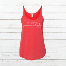 Load image into Gallery viewer, My Story - Women's Tank, Shirt, - Newtown Shirt Company