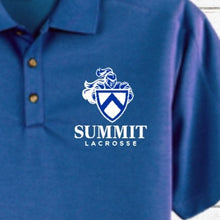 Load image into Gallery viewer, Summit Lacrosse - Nike Dri-FIT Polo - Newtown Shirt Company