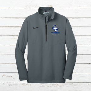Summit Lacrosse - Nike 1/2-Zip Windbreaker - Newtown Shirt Company