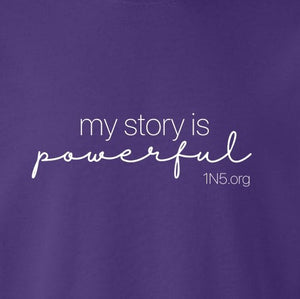 My Story - Sweatshirt - Newtown Shirt Company