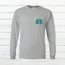 Load image into Gallery viewer, THSRC - Long Sleeve Club Tee (Small Logo) - Newtown Shirt Company