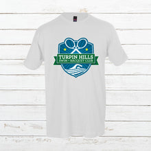 Load image into Gallery viewer, THSRC Club Tee (Large Logo) - Newtown Shirt Company