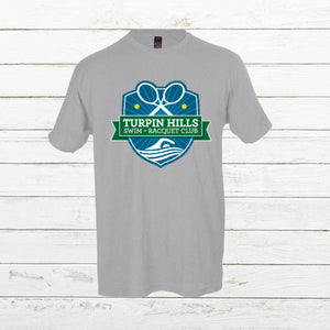 THSRC Club Tee (Large Logo) - Newtown Shirt Company