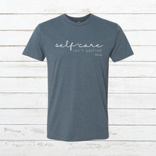 Load image into Gallery viewer, Self Care - Classic Tee, Shirt, - Newtown Shirt Company