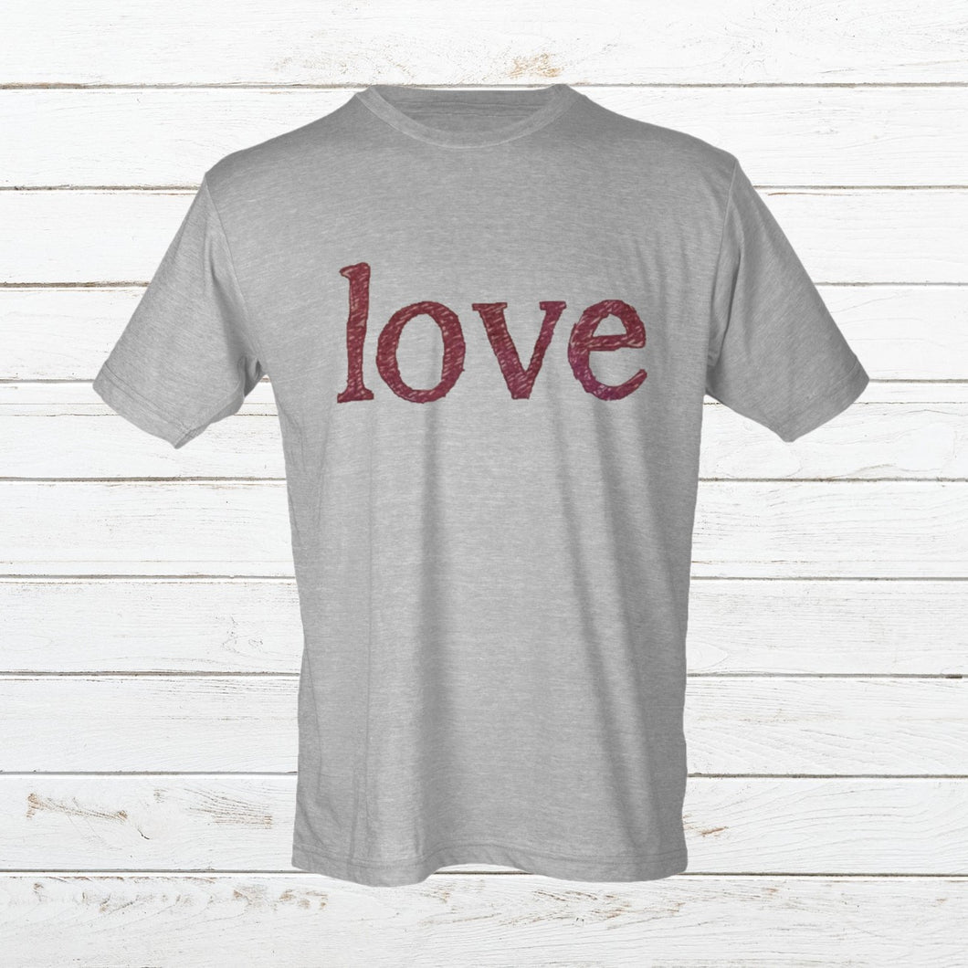 Love, Shirt, - Newtown Shirt Company