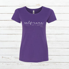 Load image into Gallery viewer, Self Care - Women's Slim Fit, Shirt, - Newtown Shirt Company