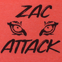 Load image into Gallery viewer, Zac Attack!, Shirt, - Newtown Shirt Company