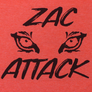 Zac Attack!, Shirt, - Newtown Shirt Company