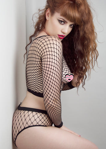 Fishnet Set