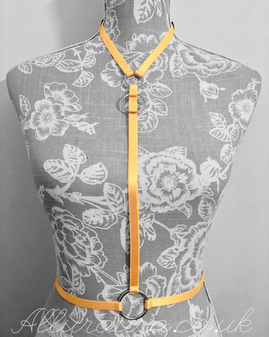 Mellifluous Harness (Yellow)