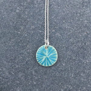 Aqua Star Mini Pendant