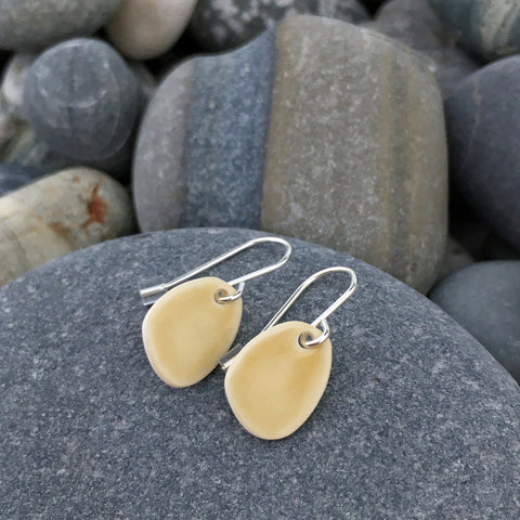 Sun Pebble Earrings