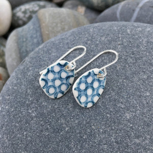 Indigo Loops Earrings