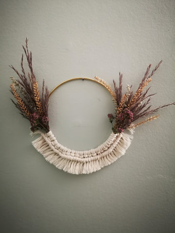 Prairie Wreath 2 (wht)