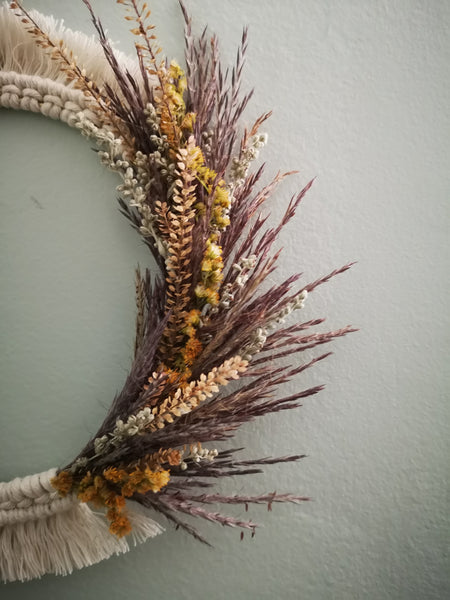 Prairie Wreath 1 (wht)