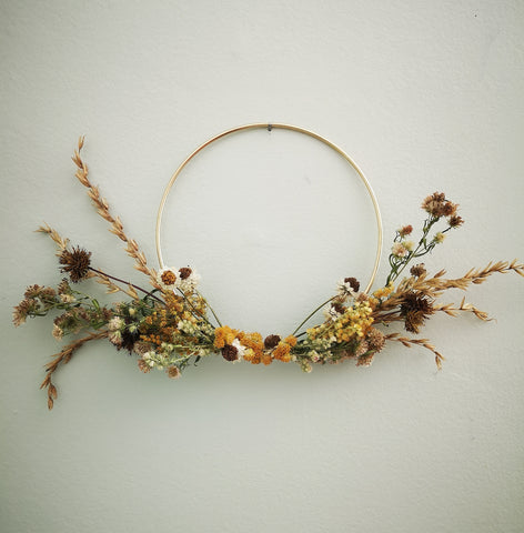 Prairie Wreath 4