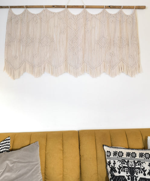 Large Wall Hanging / Headboard