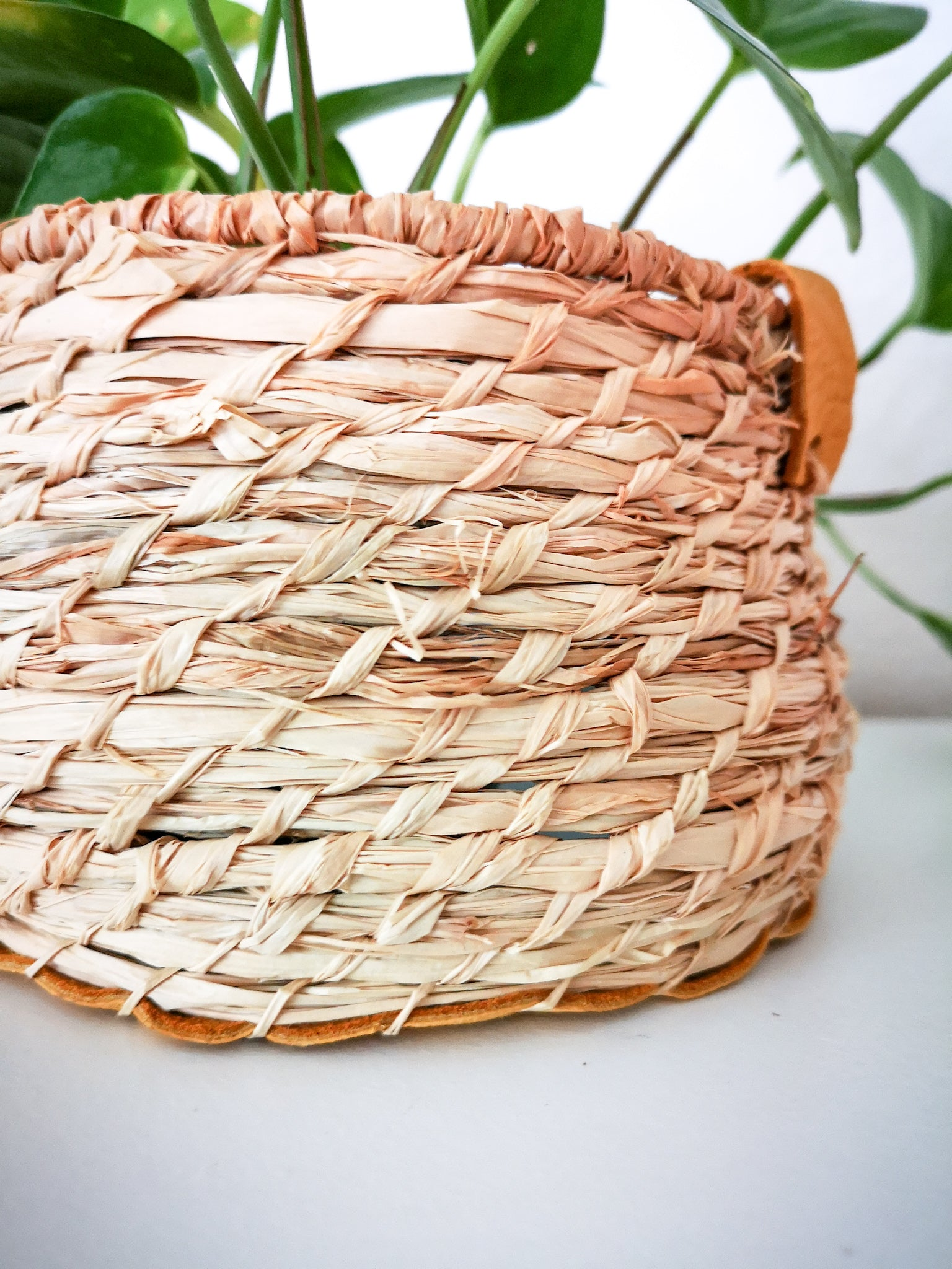 Medium Handwoven Basket