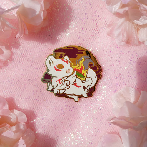AMATERASU PIN