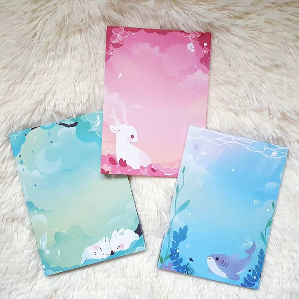 CUTE ANIMAL NOTEPAD S2