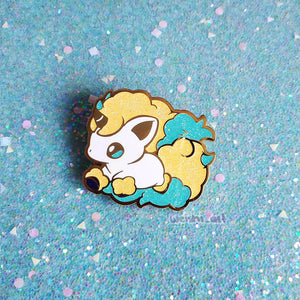 SHINY GALAR PONYTA PIN