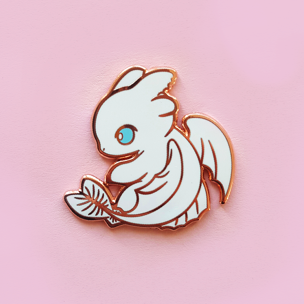 LIGHTFURY PIN