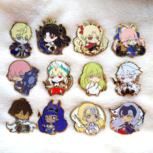 Load image into Gallery viewer, FATE GRAND ORDER PINS