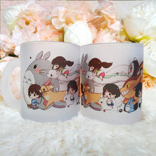 Load image into Gallery viewer, GHIBLI FROSTED MUG