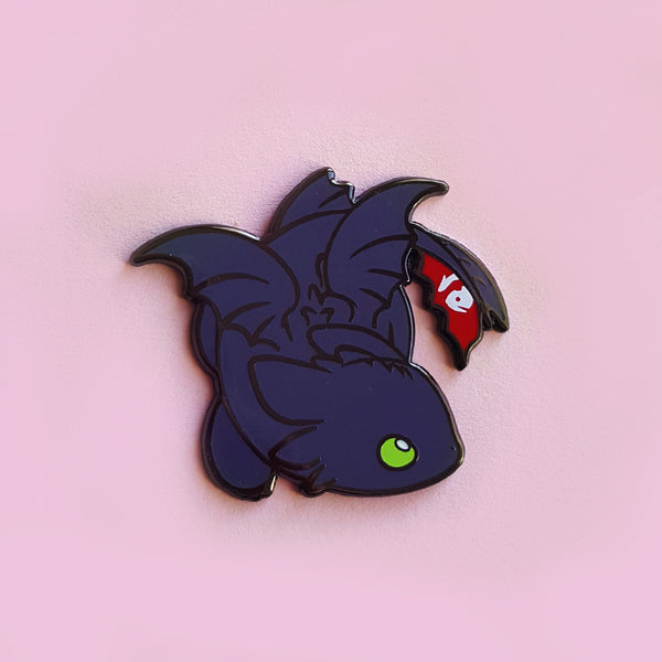 TOOTHLESS PIN