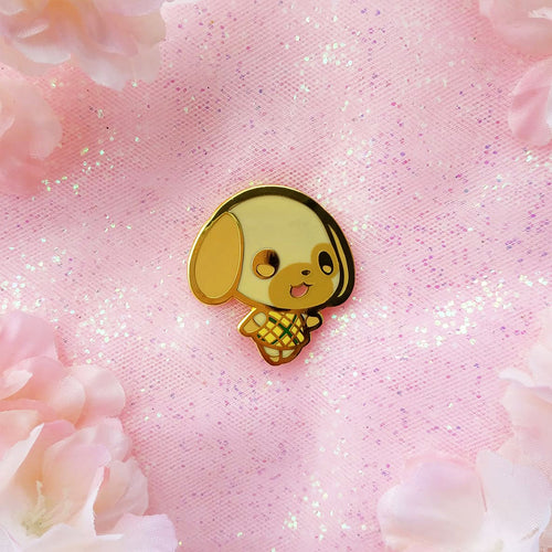 AC GOLDIE PIN