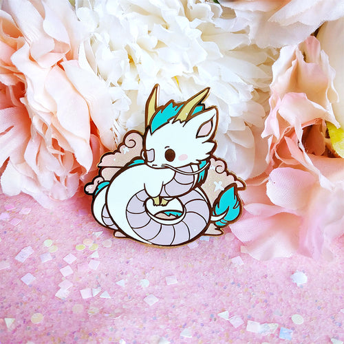 DRAGON PIN (Pink Cloud EDITION)