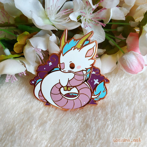 HAKU SPIRITED AWAY PIN