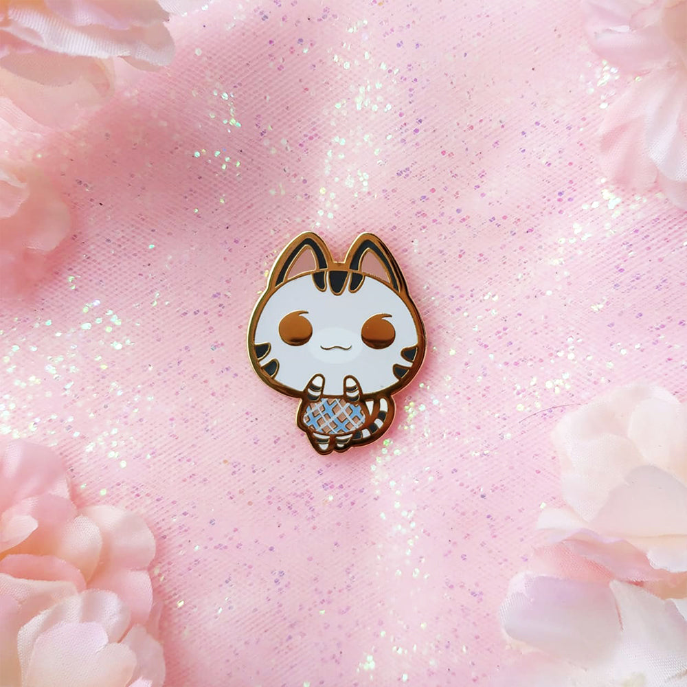 AC LOLLY PIN