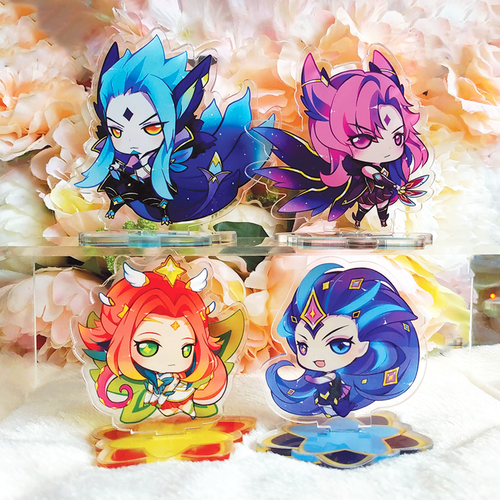STAR GUARDIAN STANDEES S3