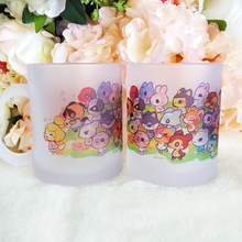 Load image into Gallery viewer, ANIMAL CROSSING FROSTED MUG
