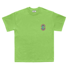 Issue 02 Capital Citizens T-Shirt Lime Green