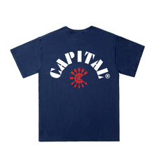 Issue 01 Dynasty Pocket T-Shirt Navy