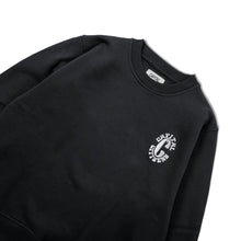 Issue 02 Capital Citizens Crewneck Sweatshirt Black