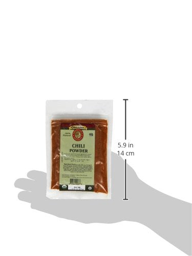 Aromatica Organics Chili Powder Blend, 1.5-Ounce
