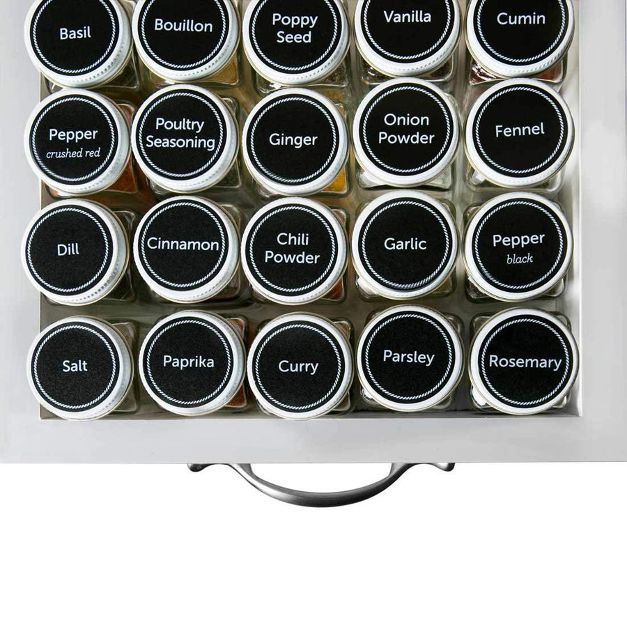 Chalkboard Spice Label Set