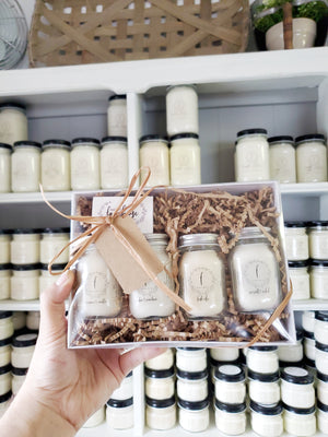 Best Seller Mini Candle Set